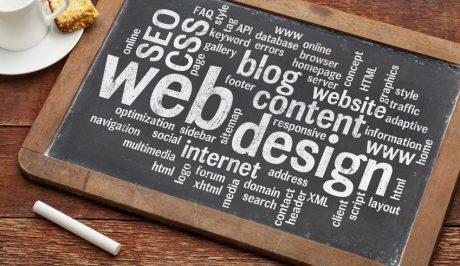 redesign a website