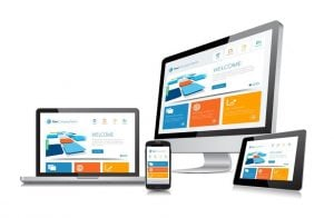 mobile responsive, mobile friendly