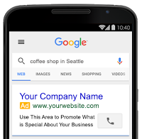 google business listing phone calls